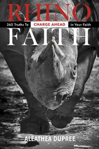 Rhino Faith by Aleathea Dupree
